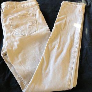 Skinny Khaki Pants
